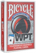 Карты Bicycle WPT