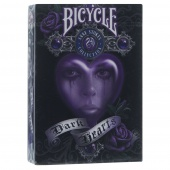 Карты Bicycle Anne Stokes Dark Hearts