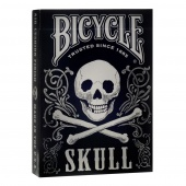 Карты Bicycle Skull