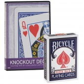 Карты Bicycle Knockout Deck