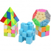 Z-cube 5 Cubes Set Color
