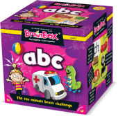 Сундучок знаний BRAINBOX ABC