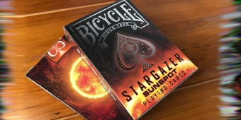 Карты Bicycle Stargazer Sunspot
