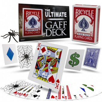 Ultimate Gaff Deck Bicycle
