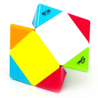 QiYi Twisty Skewb Cube микс