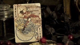Карты Bicycle Alchemy Cards 2