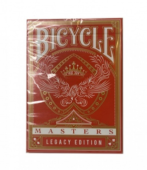 Bicycle Shadow Masters Legacy red