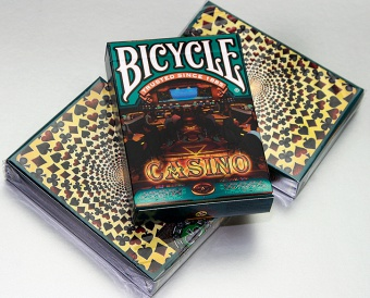 Карты Bicycle Casino