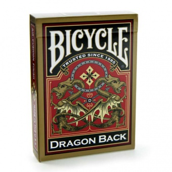 Карты Bicycle Dragon Gold