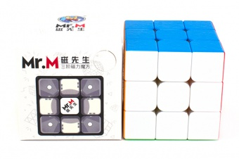 3x3x3 Shengshou Magnetic Mr.M
