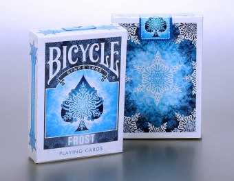 Карты Bicycle Frost