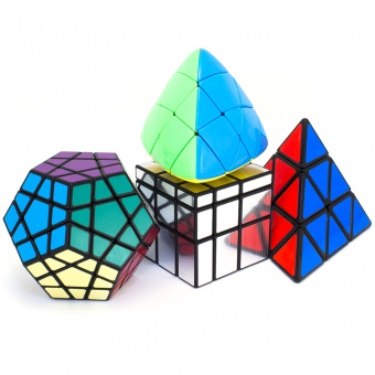 Набор ShengShou Gift Packing 4 cube