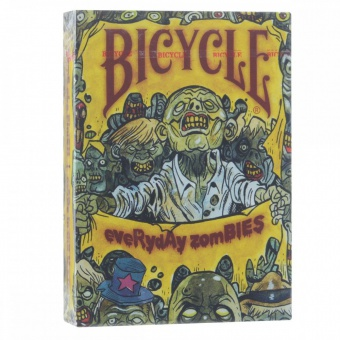 Bicycle Zombies everyday