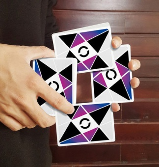 Карты Cardistry Purple (1st Edition)