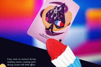 Rockets Card Ellusionist